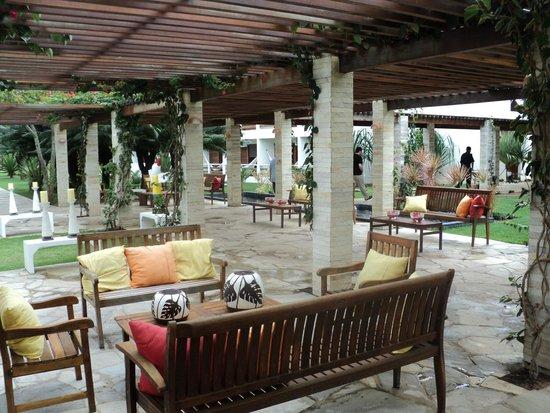 Village Porto de Galinhas: área do hotel