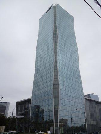 The Westin Lima Hotel & Convention Center : edificio mas alto del perú