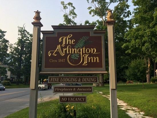 ‪أرلينجتون إن: the Arlington Inn, Vermont‬