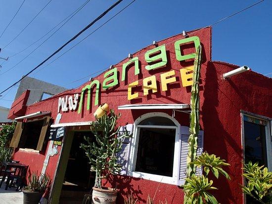 Mango Café Isla: Polo Mango Cafe