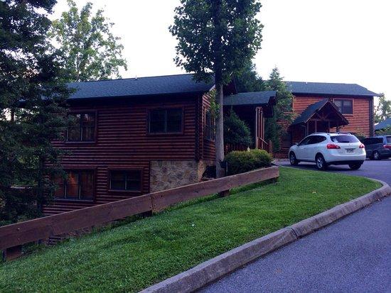 Gatlinburg Falls Resort: Rest assured cabin