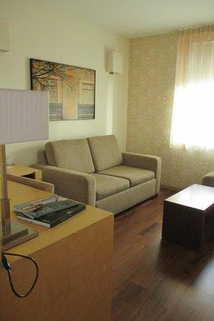 HF Fenix Urban: Living room