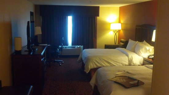 Hampton Inn Idaho Falls/Airport: Room