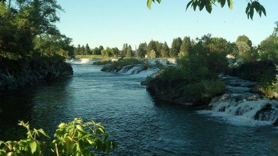 Hampton Inn Idaho Falls/Airport : Falls