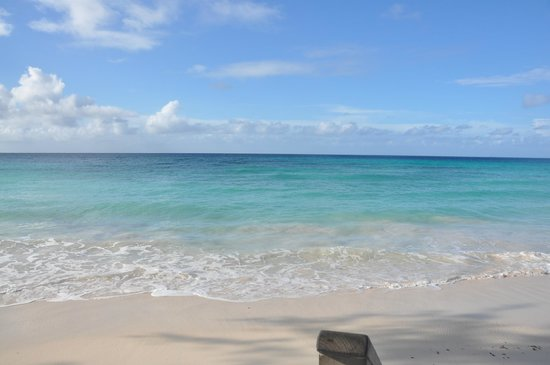 Turtle Beach by Elegant Hotels: Beautiful beach