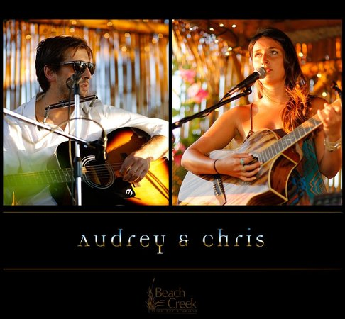 Beach Creek Oyster Bar & Grill : Acoustic Music with Audrey & Chris