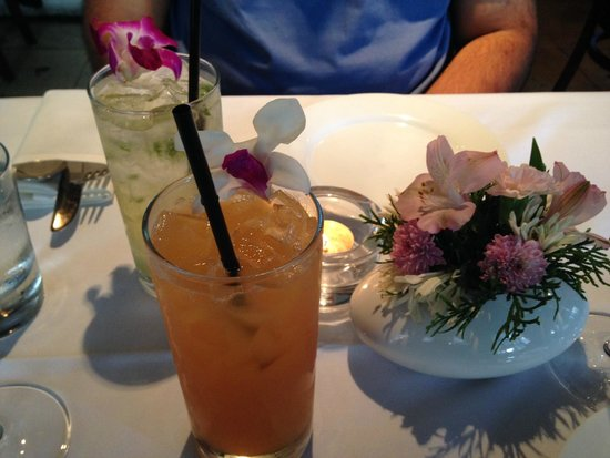 Nahm Thai Cuisine: cocktails