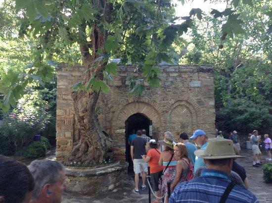 Meryemana (The Virgin Mary's House): The Virgin Mary's House, Ephesus, Turkey, Selcuk, Turkey