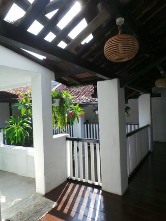 Layang Layang Guest House: 1st floor