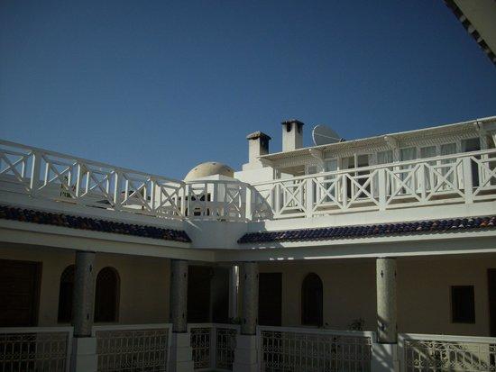 Riad Dar L'Oussia: Terrace Level