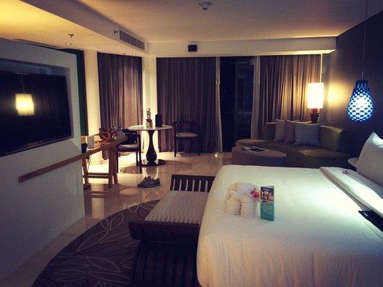 Le Meridien Bali Jimbaran : Our room