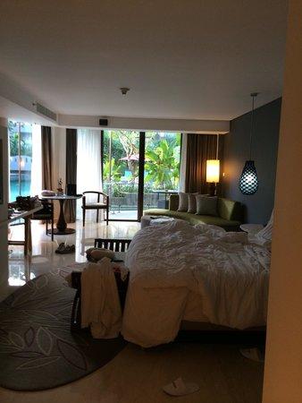 Le Meridien Bali Jimbaran : In the morning