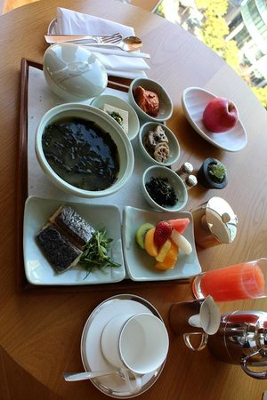 Park Hyatt Seoul: Korean Breakfast