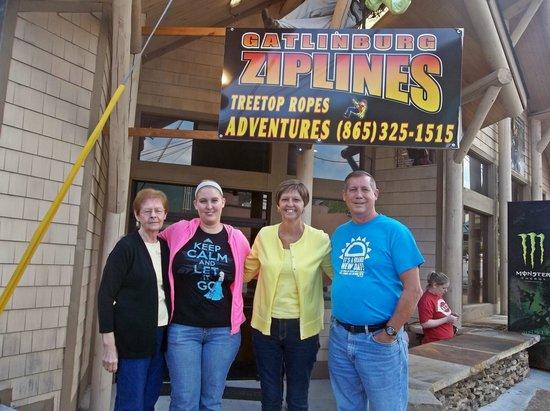 Zip Gatlinburg: Family Fun!