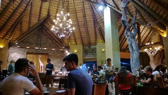 Kapama River Lodge : Breakfast
