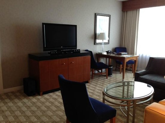 Mohegan Sun: Living room
