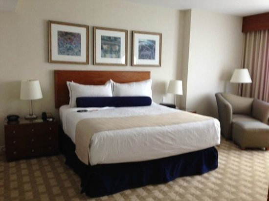 Mohegan Sun: Bedroom