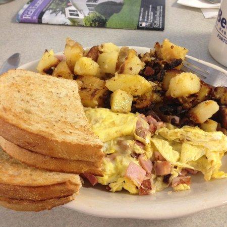 Becky's Diner : Breakfast