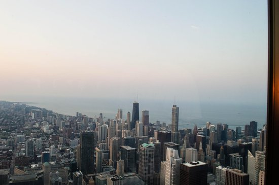 Skydeck Chicago - Willis Tower : Fantastic Views