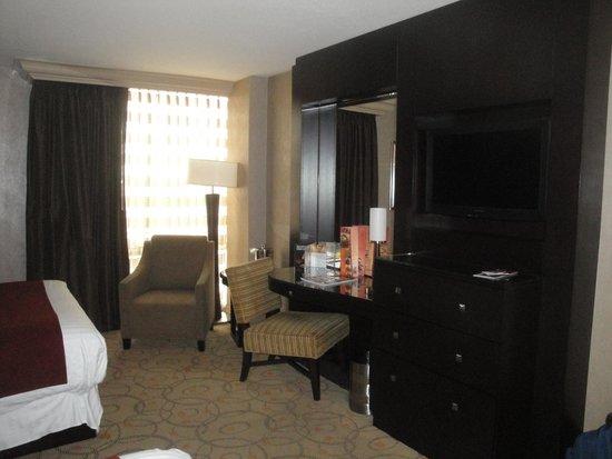 Treasure Island - TI Hotel & Casino: CHAMBRE