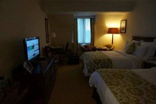 Dalmahoy Hotel & Country Club: Room