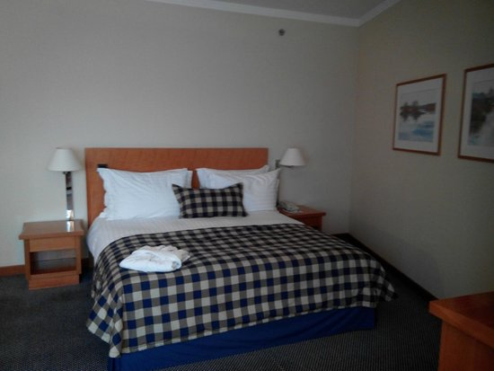 Radisson Blu Centrum Hotel Warszawa : кровать