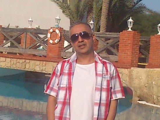 Marhaba Royal Salem: At the pool side