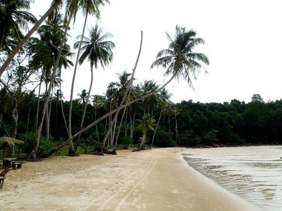 A-Na-Lay Resort Koh Kood: beach