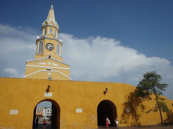 Ciudad amurallada: Walled City, Cartagena