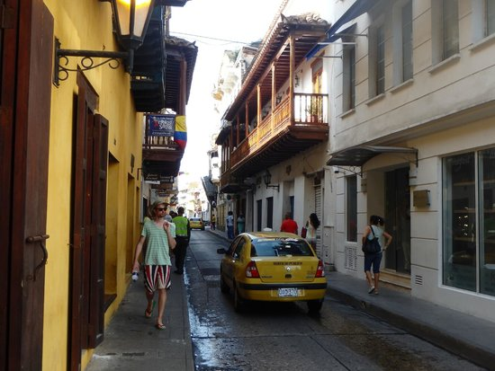 Muraille : Walled City, Cartagena