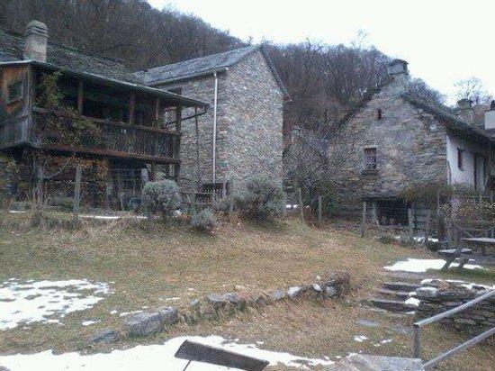 Curzutt: abitazione