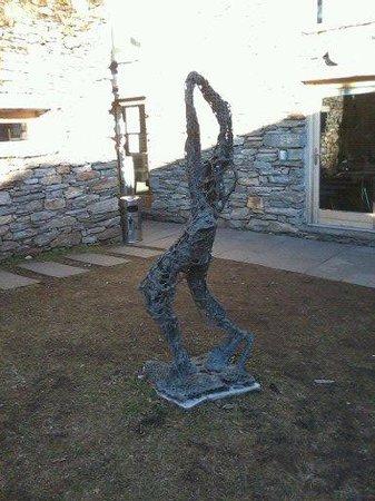 Curzutt: scultura