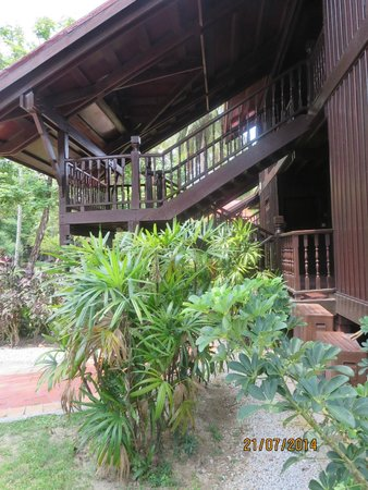 Meritus Pelangi Beach Resort & Spa, Langkawi : Beach villas