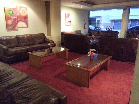 Holiday Inn Montevideo: Waiting Area
