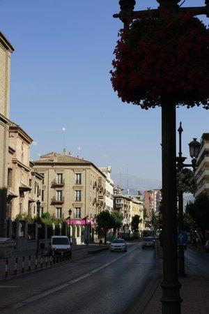 Hotel Dauro Granada: Hotel Dauro