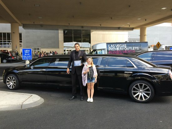 Presidential Limousine : Birthday Surprise