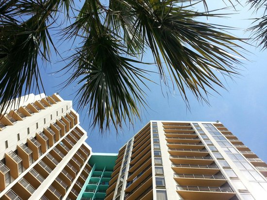 The Patricia Grand, Oceana Resorts: Things were looking up