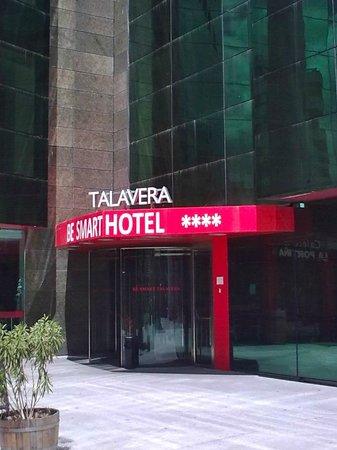 Be Live City Center Talavera: Be Smart Hotel, Talavera