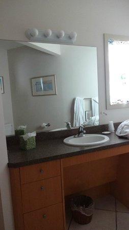 Minerva's by the Sea: Bath in Emperor Penguin suite
