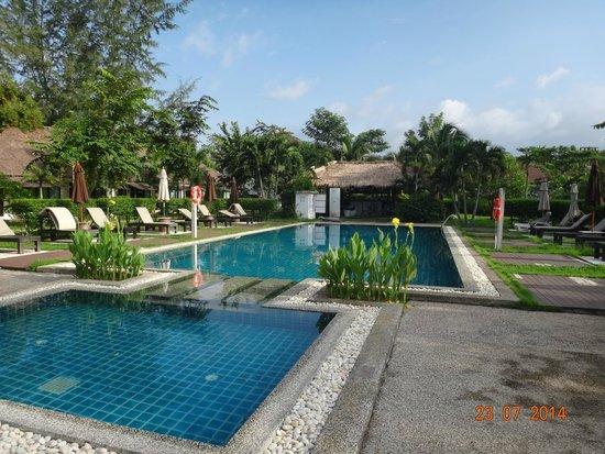 Krabi Aquamarine Resort & Spa: Pool