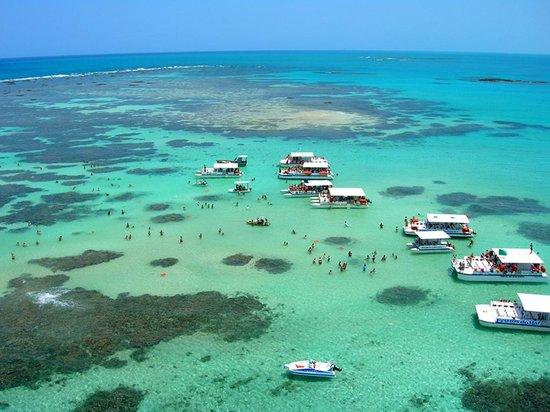Salinas do Maragogi All Inclusive Resort: o mar é assim mesmo , vala a pena