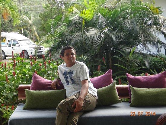 Krabi Aquamarine Resort & Spa: Lobby