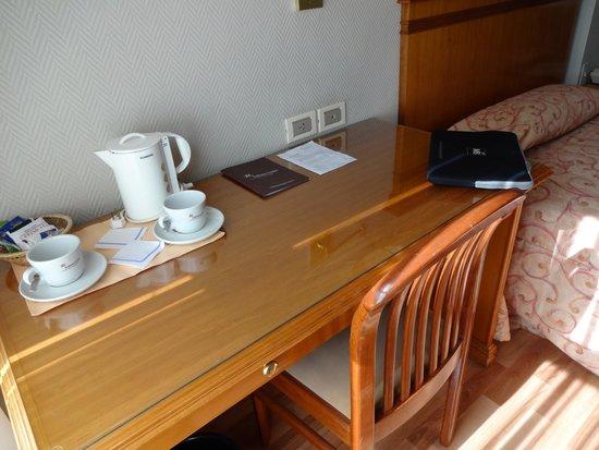 Hotel Solans Riviera: Para tomar un cafecito