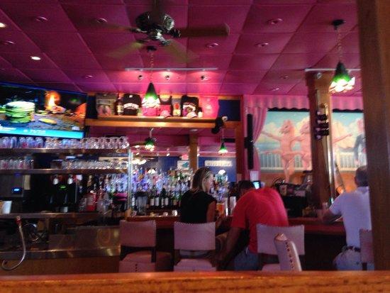 Pink Pony: Bar