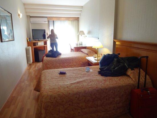 Hotel Solans Riviera: Muy cómoda