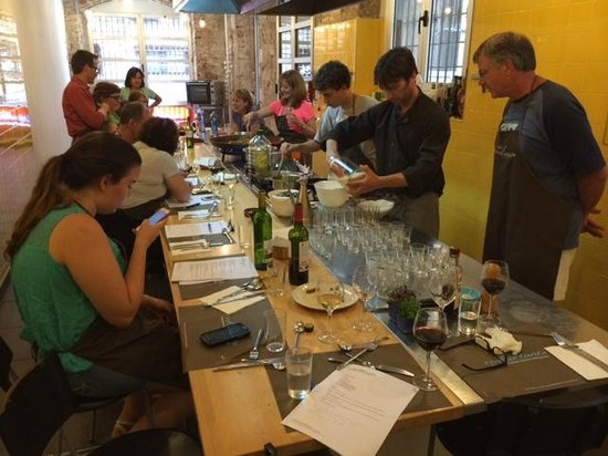 Cook and Taste Barcelona Cooking Classes: cooking and tasting….in barcelona….