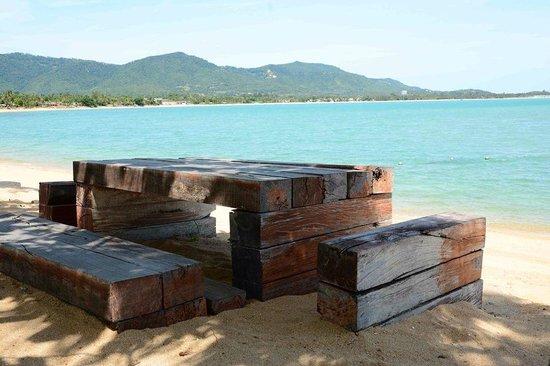W Retreat Koh Samui : Beach