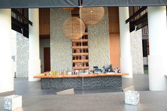 W Retreat Koh Samui: Bar Lobby