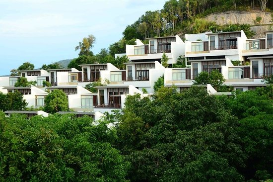 W Retreat Koh Samui: Hill Side apartments