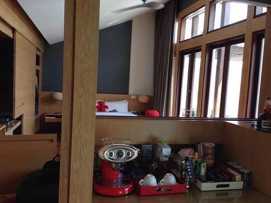 W Retreat Koh Samui: Bedroom